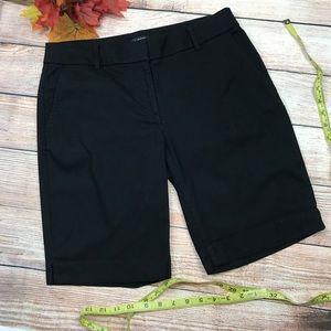 NWT Loft burmuda shorts Sz 4